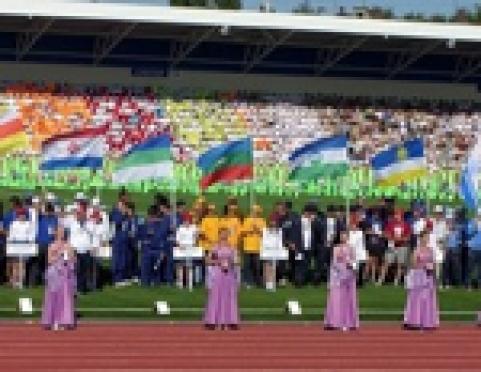 В столице Марий Эл завершаются VII Всероссийские сельские спортивные игры