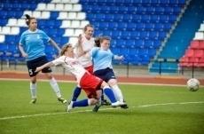 «Мариэлочка» одержала вторую победу в чемпионате России по футболу среди женских команд