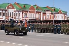 В столице Марий Эл отмечают 70-летие Победы в Великой Отечественной войне