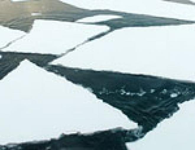 Лёд в Марий Эл стал крайне опасным для выхода на него людей и техники