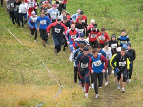 Марийские спортсмены стали чемпионами по горному бегу