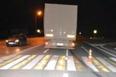 Грузовик сбил женщину на пешеходном переходе на Казанском тракте
