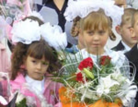 В Марий Эл погода нарушила первосентябрьскую традицию