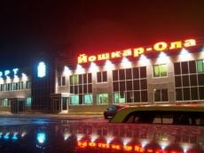 Самолет из Москвы не приземлился в Йошкар-Оле
