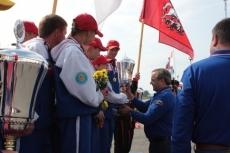 Команда Марий Эл возвращается из Вологодской области с победой