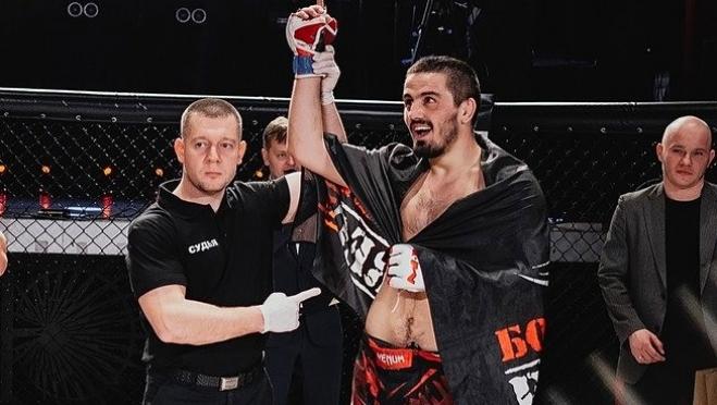 Боец из Марий Эл примет участие в Международном профессиональном турнире по ММА