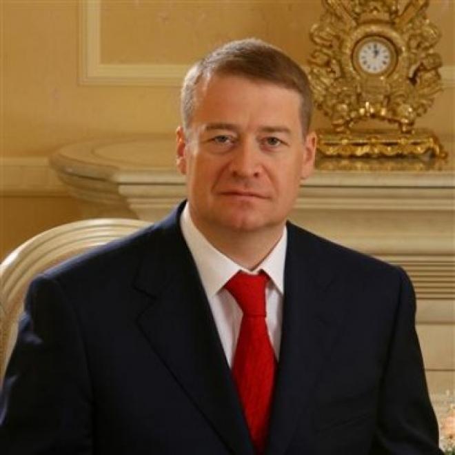 Сегодня исполняется 12 лет со дня первой инаугурации Главы Республики Марий Эл Леонида Маркелова