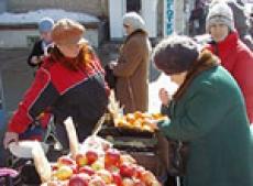 В Марий Эл каждое посещение рынков эпидемиологами заканчивается протоколом