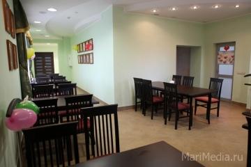"""Зал кафе """"Вкусная еда"""" для празднования мероприятия на 15-30 человек"""