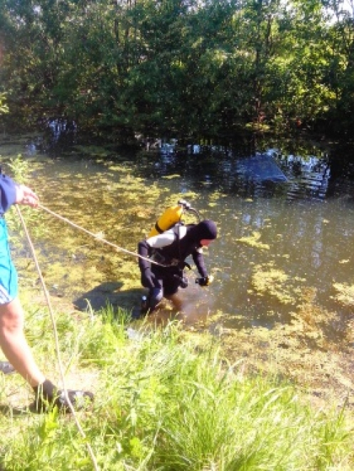 В выходные в республике утонуло два человека