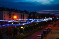 К 430-летию Йошкар-Олы город украсят разноцветными гирляндами