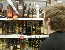 Тема ограничений розничной продажи алкоголя вновь поднималась в Госсобрании Марий Эл