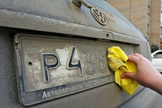 В Марий Эл начались рейды по выявлению «сомнительных» номеров автомобилей