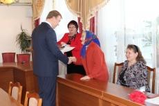 Йошкар-олинские ветераны ВОВ получили субсидии на приобретение жилья