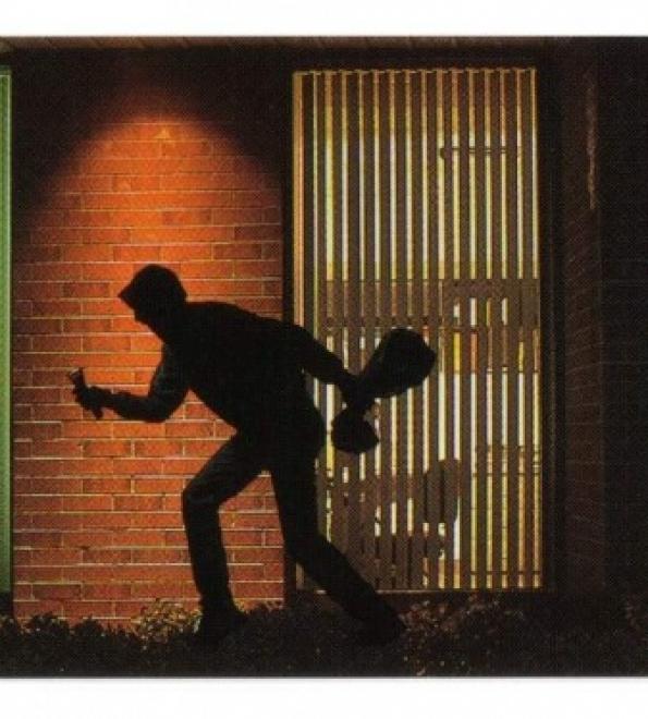 Житель Марий Эл пытался вынести продукты под покровом темноты