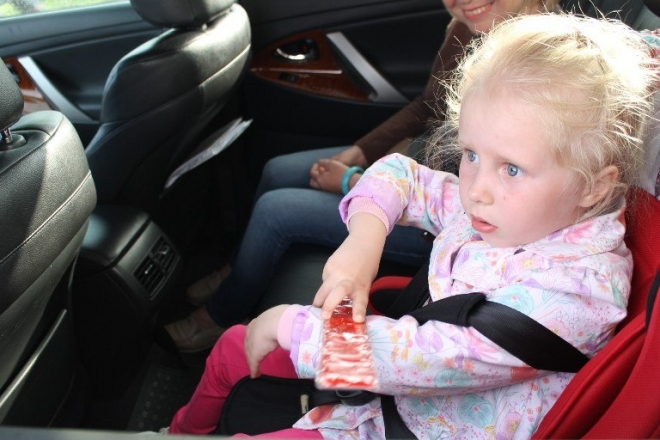 В автокреслах будут перевозить только дошкольников