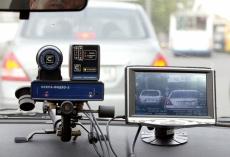 В Йошкар-Оле появились патрульные машины «невидимки»