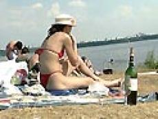 В разгар купального сезона допуск к эксплуатации получили 28 пляжей Марий Эл