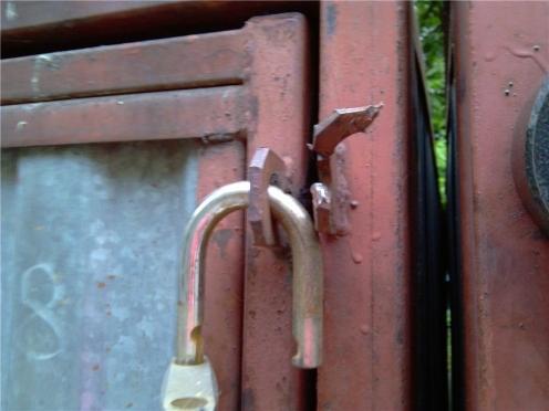 Любителя чужих колес от авто задержали полицейские в Волжске