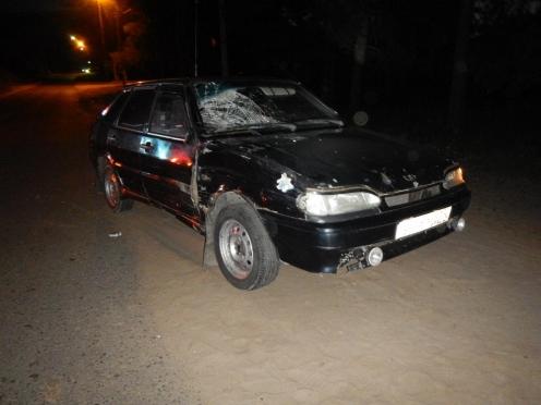 За сутки в ДТП на дорогах Марий Эл пострадали два пешехода и один водитель мопеда