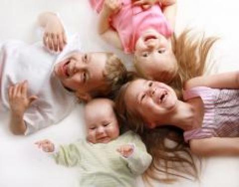 С нового года многодетные семьи в Марий Эл могут рассчитывать на денежную дотацию