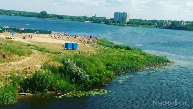 Вода на пляжах не вызывает опасений у эпидемиологов Марий Эл
