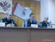 Военком Марий Эл встретится с жителями республики в приёмной Президента