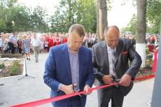 В Оршанском районе открыли два новых ФАПа