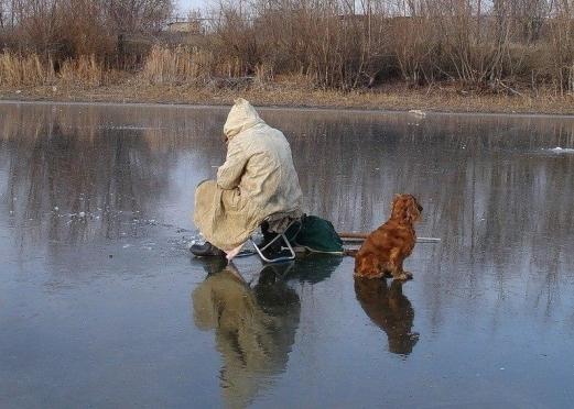 В Марий Эл спасатели начали «обрабатывать» любителей подледного лова