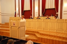 На следующей неделе депутаты Марий Эл рассмотрят республиканский бюджет