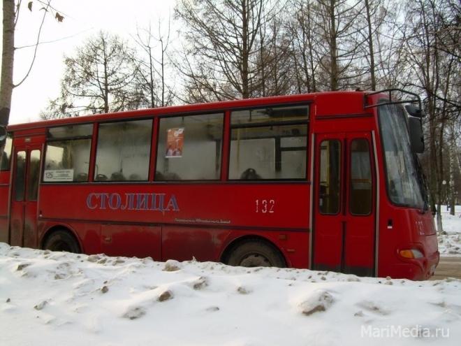 С января изменится схема движения автобусных маршрутов № 1, 2, 3