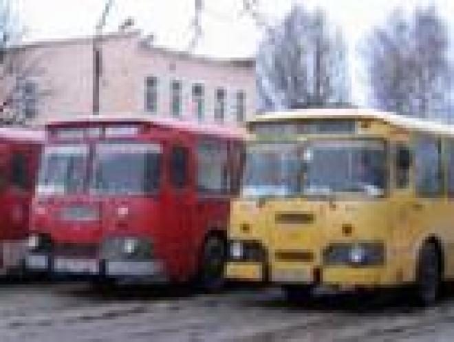 Автотранспортные предприятия Марий Эл готовятся к дачному сезону