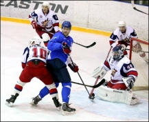 «Ариада» проиграла одному из лидеров регулярного чемпионата ВХЛ