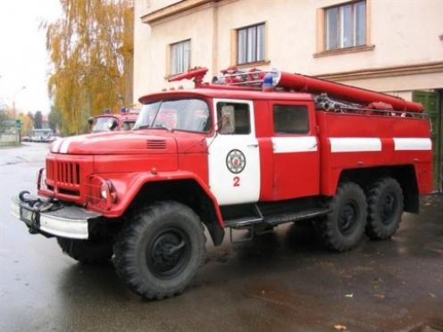 Спасая свой дом от огня, жители Советского района получили ожоги