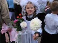 В Марий Эл стартовал конкурс «Мисс школьница – 2006»