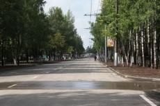 В Йошкар-Оле после капитальной реконструкции открыта улица Строителей