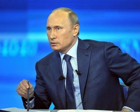 Жители Марий Эл могут начинать задавать вопросы Владимиру Путину