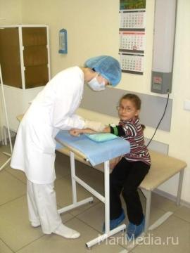 Процедурный кабинет в Медицинском центре на Пролетарской