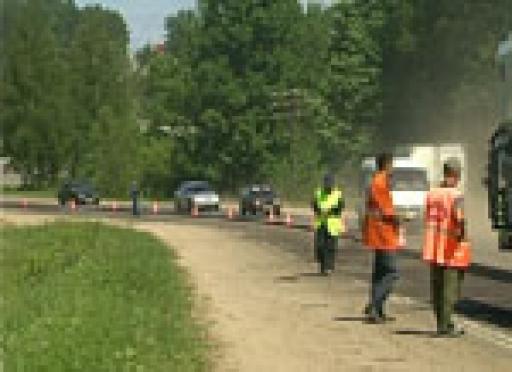 Марий Эл впервые получит федеральные деньги на строительство автомобильных дорог в новых микрорайонах