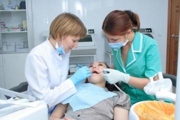Врач-стоматолог Милкова Л.В.