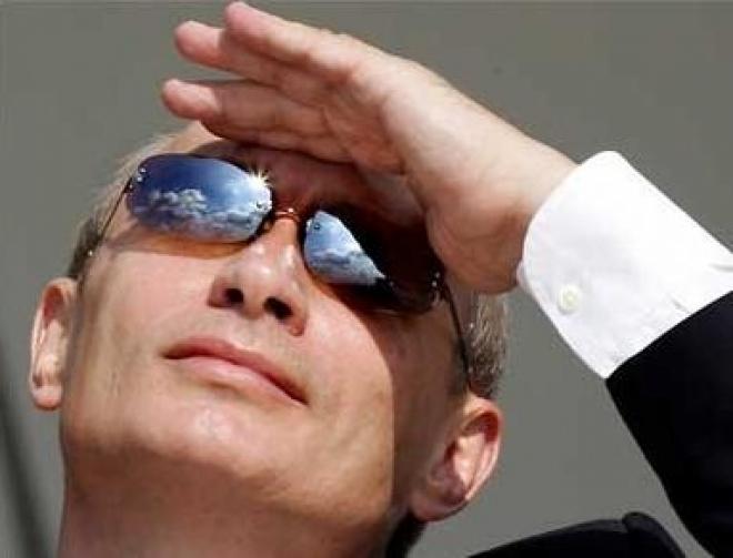 Владимир Путин попал в один ряд с Эдвардом Сноуденом