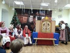 """""""Царёв город"""" начинает святочные представления в Музее истории Йошкар-Олы"""