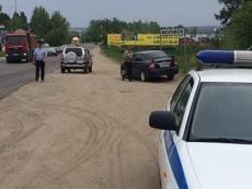 Полицейские и судебные приставы искали должников по штрафам