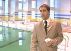 Во Дворце водных видов спорта Республики Марий Эл взяли первые пробы воздуха и воды в бассейне