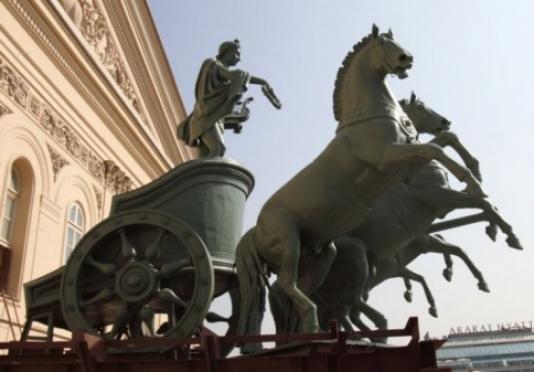 Обнаженного Аполлона оставят на 100-рублевой купюре