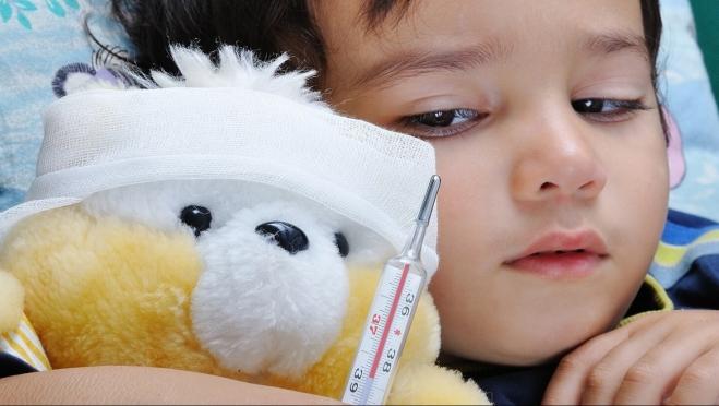 В Марий Эл всё больше дошкольников болеют ОРВИ