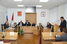 В марийском парламенте началась подготовка к очередной сессии