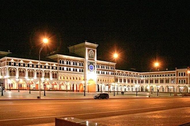 Йошкар-Ола поборется за звание «Город России»