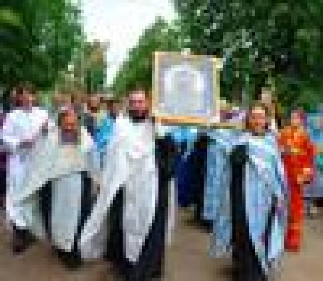 Православные верующие Марий Эл отправятся в 110-километровый путь с Богородицей