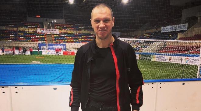Уроженец Йошкар-Олы примет участие в футбольном турнире «Кубок Легенд»